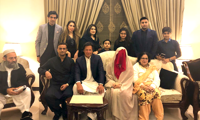 #MubarakImranKhan: Social media abuzz with congratulatory messages