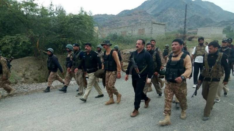 Operation Raddul Fasaad: Security forces kill two suicide bombers