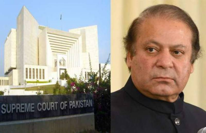CJP Saqib Nisar rejects ousted PM Nawaz's plea to club graft references
