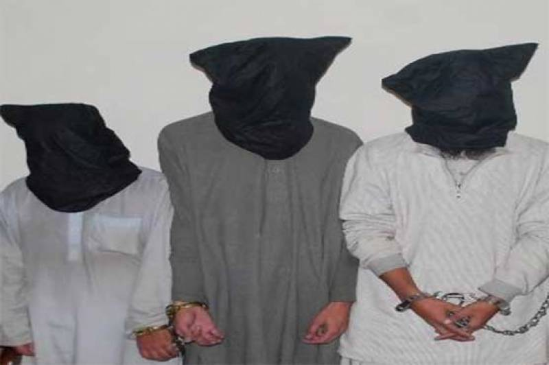 CTD foils terror bid as three alleged 'Daesh' terrorists arrested in Lahore