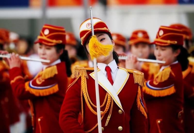 North Korean delegation to attend closing Pyeongchang Olympics