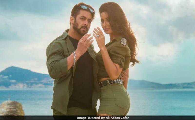 Tiger Zinda Hai promotions: Katrina Kaif in trouble for laughing at Salman Khan's casteist remark