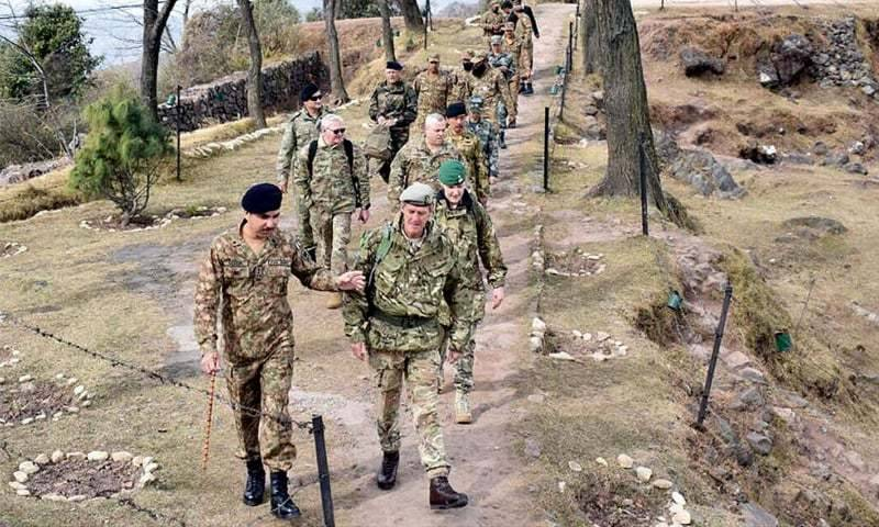 Ceasefire violations by Indian troops: Defence attachés of 6 countries visited LoC