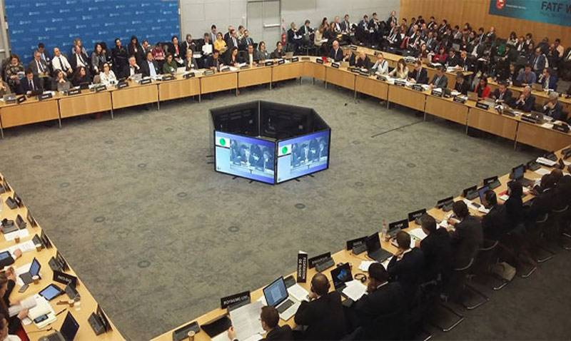 FATF meeting ends, Pakistan not on terror financing list