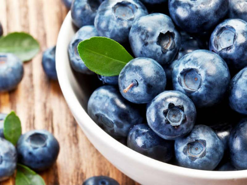 Blueberries can reduce blood pressure: research
