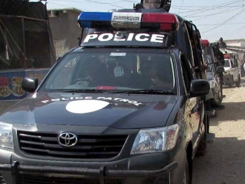 DSP's vehicle attacked, two policemen martyred