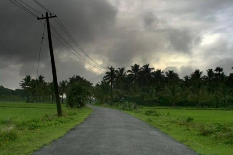 Rain shower expected in parts of country: Met.