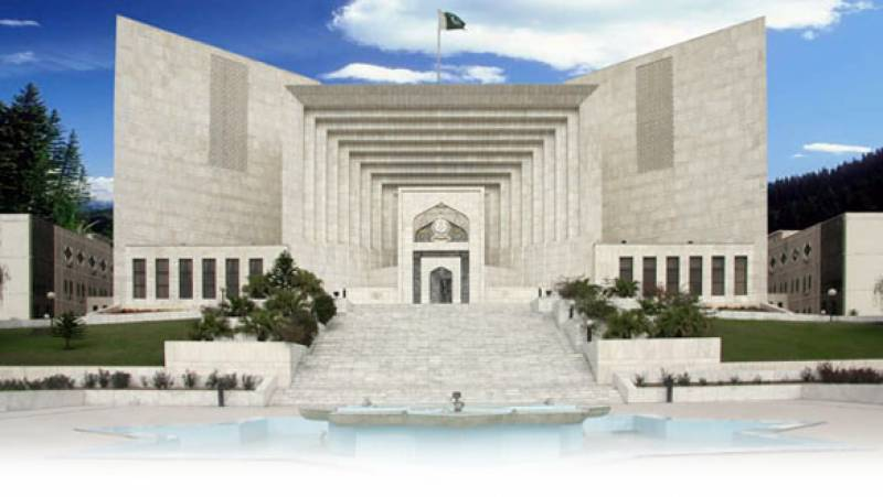 Nawaz' disqualification as PML-N chief: SC issues detailed verdict of Election Act 2017 case