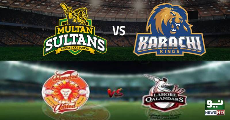 PSL 3, Match 11: Karachi Kings decide to bat first against Multan Sultans