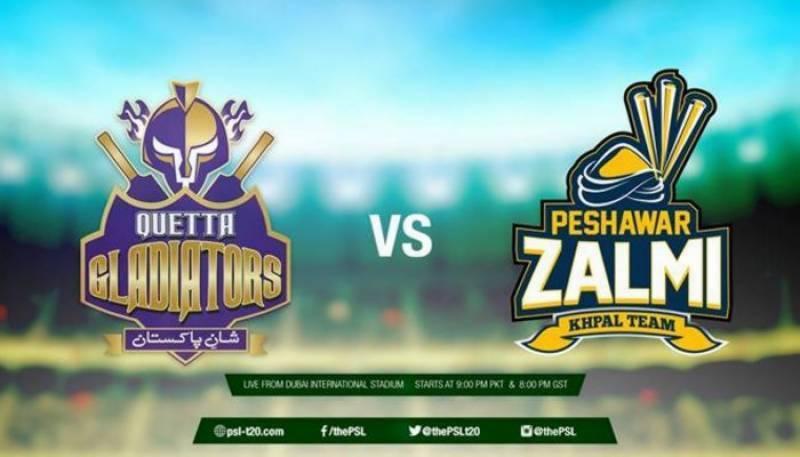 PSL-3: Zalmi beat Gladiators by 5 wickets