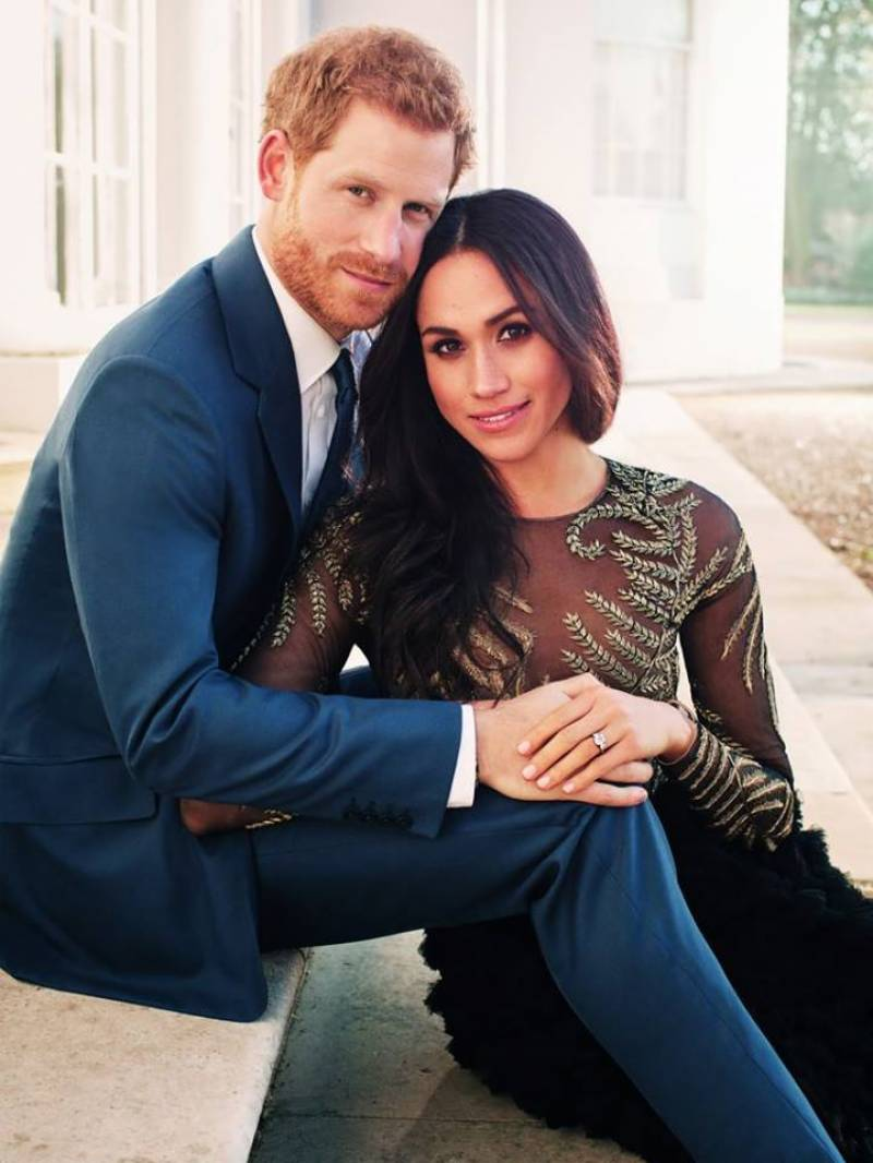 Prince Harry, Meghan Markle invite 2,640 commoners to May wedding