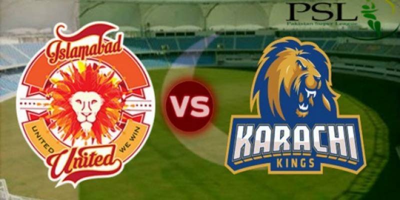 PSL 3, 15th Match: Islamabad United beat Karachi Kings by 8 wickets