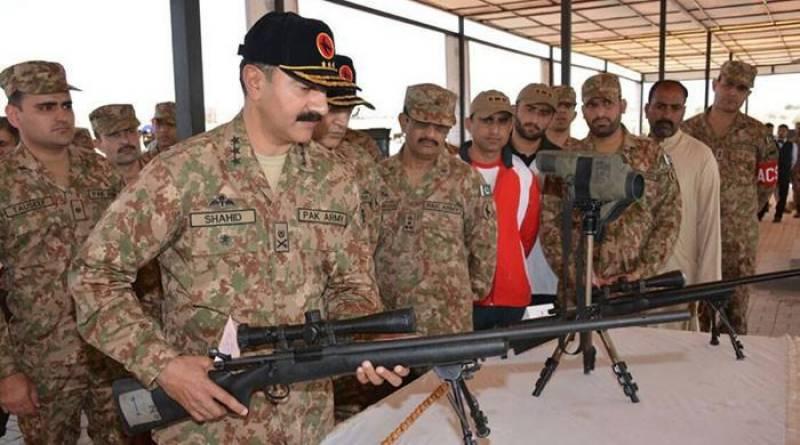 Long range shooting championship starts at Pano Aqil garrison: ISPR