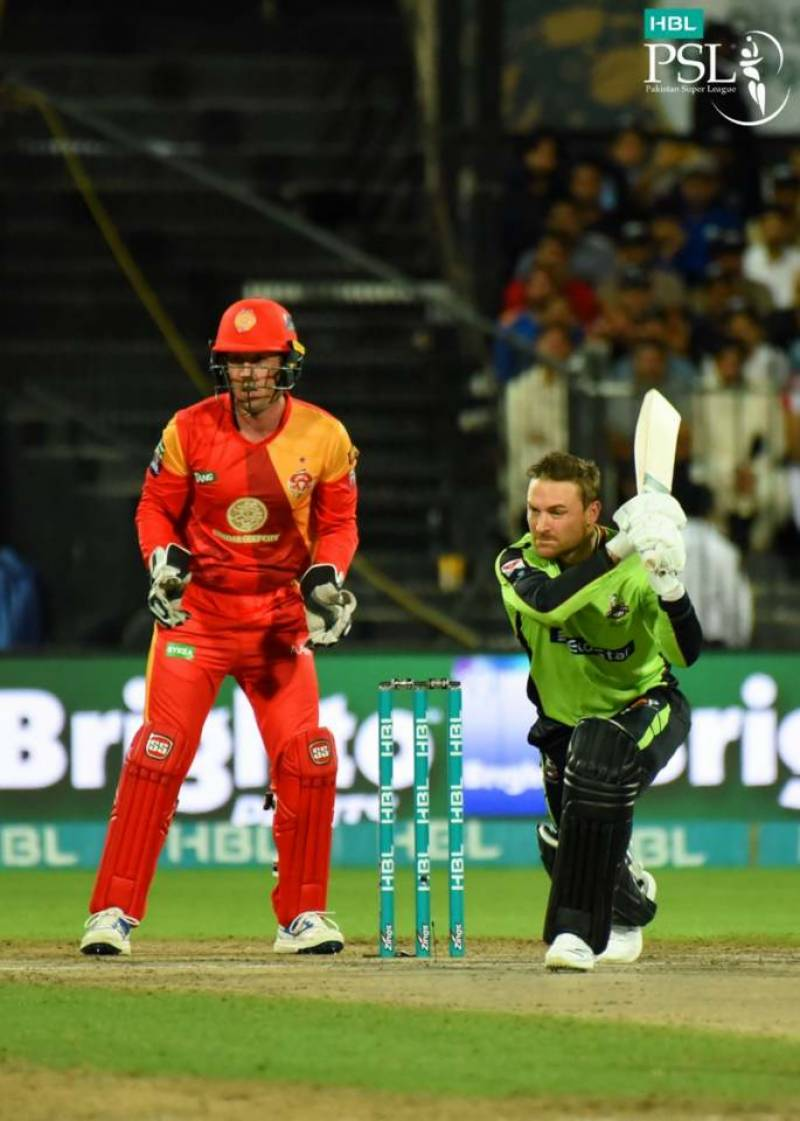 PSL 3: Islamabad United to clash Lahore Qalandars today