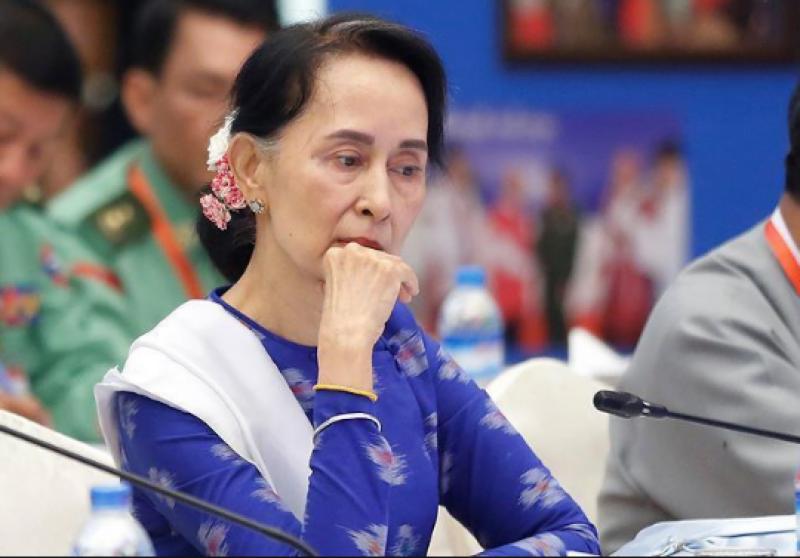 US withdraws Aung San Suu Kyi's human rights award