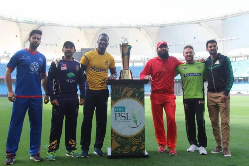 PSL 3, 21st match: Islamabad United set 183 runs target for Peshawar Zalmi