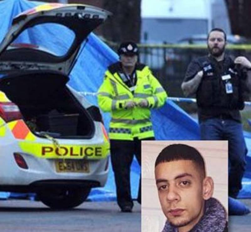 British-Pakistani stabbed to death in Manchester