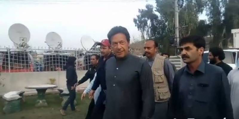 Maryam Nawaz owns Mayfair flats, claims Imran Khan
