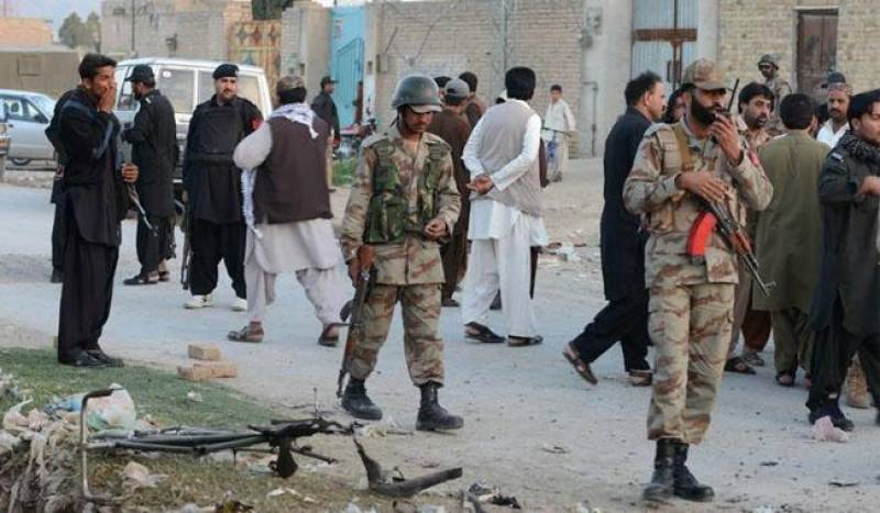 Operation Radd ul Fasaad: Security forces arrest 2 terrorists