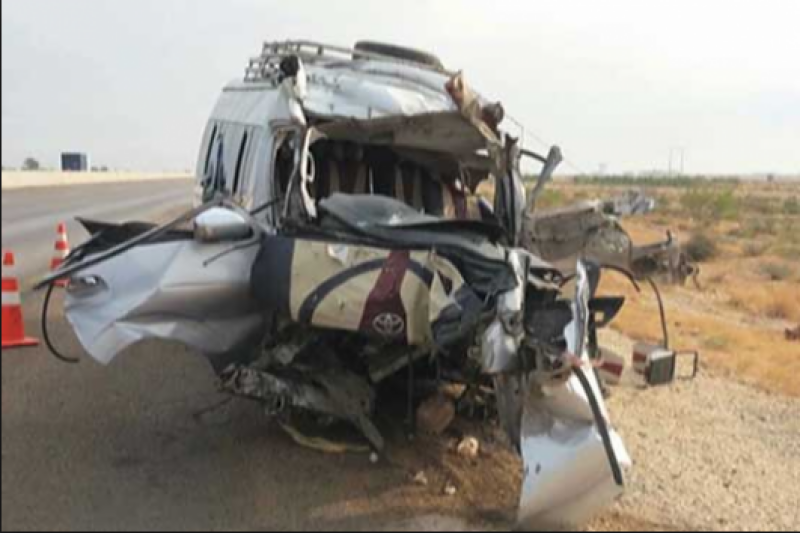 Road accidents claim 12 lives, injure dozens