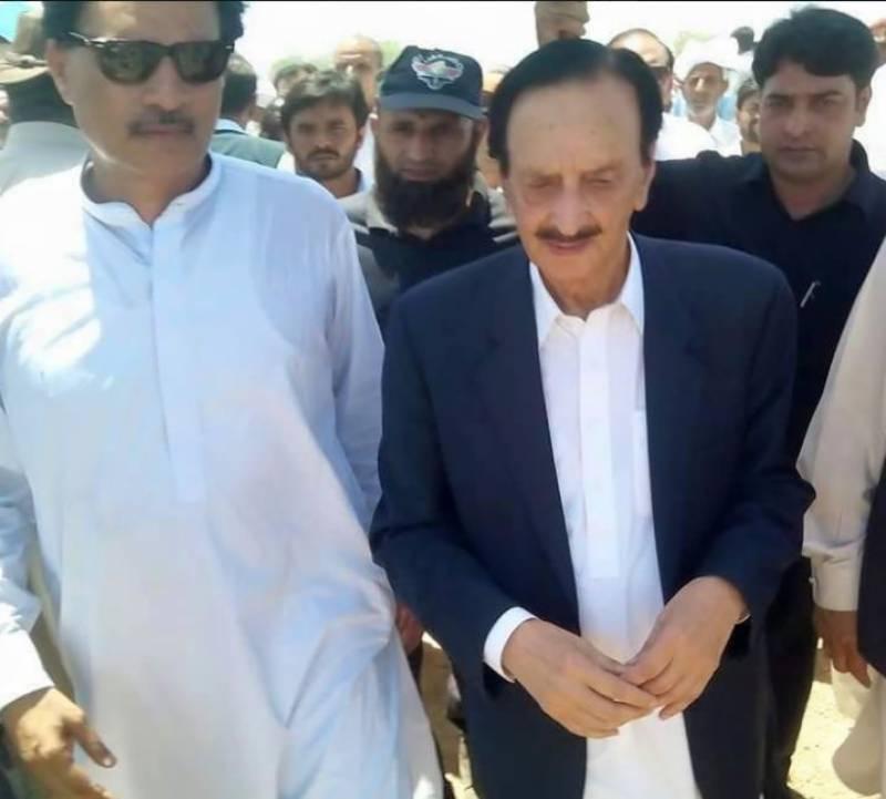 Senate chairman: PML-N, allies nominate Raja Zafarul Haq