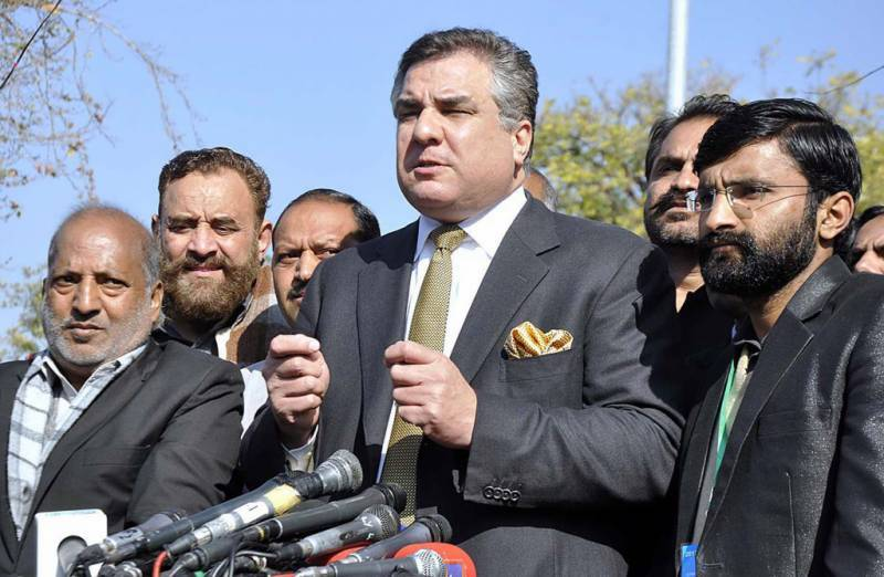 Contempt case: SC to indict Daniyal Aziz today