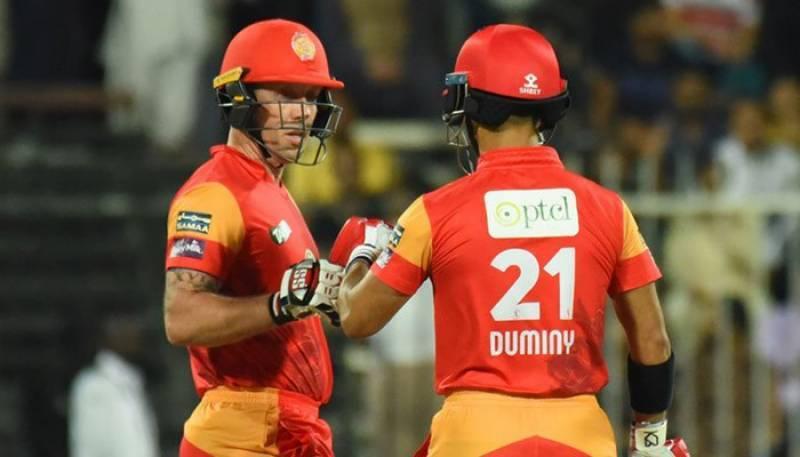 PSL 3, 25th Match: Islamabad United beat Multan Sultans by 33 runs