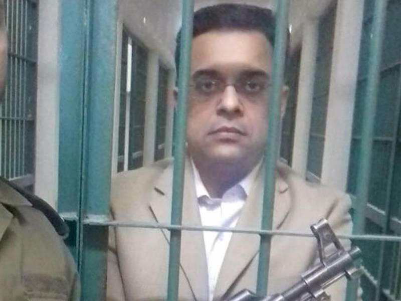 Punjab govt suspends detained Ahad Cheema for three months