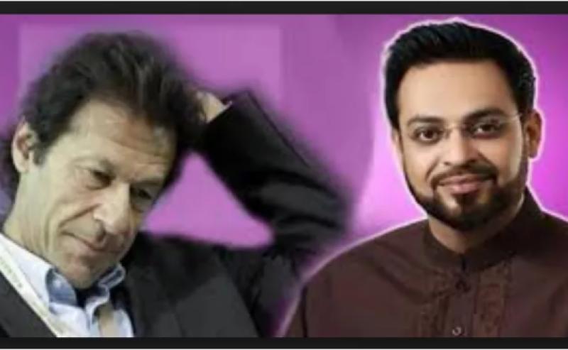 Amir Layaqat proved a bad omen for Imran Khan, PTI