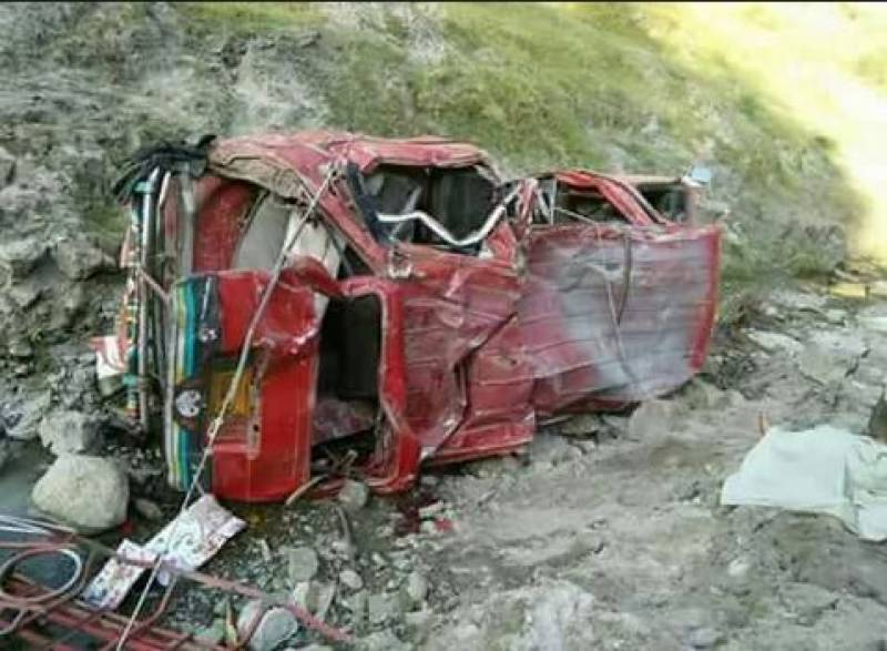 Nine killed, 6 injured as jeep plunges into ravine in