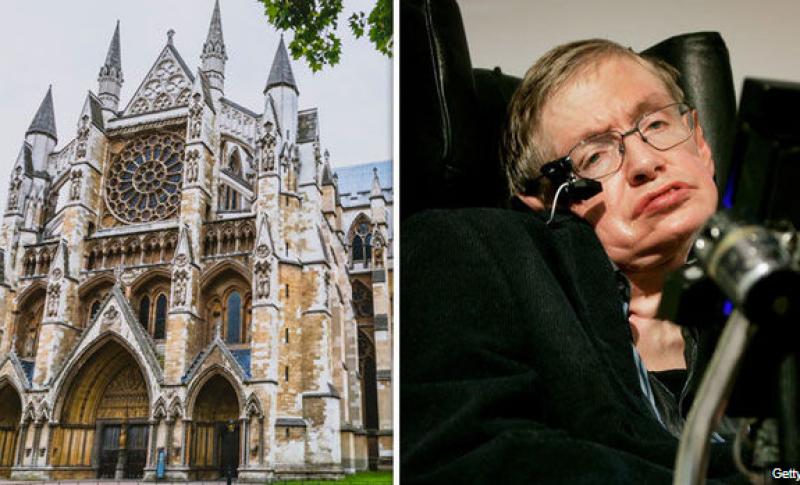 Stephen Hawking to be buried next Sir Isaac Newton
