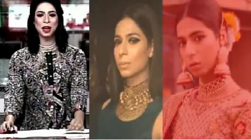 Maavia Malik: Pakistan's first transgender enjoys career as model, newscaster
