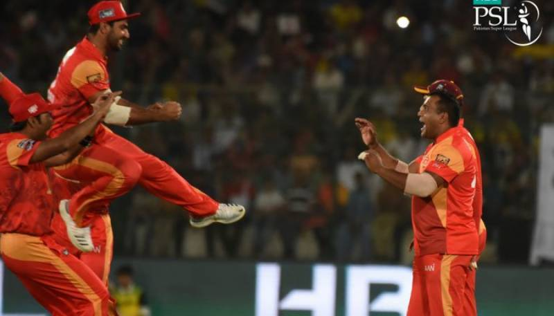 PSL 3 Final: Islamabad United beat Peshawar Zalmi by 3 wickets