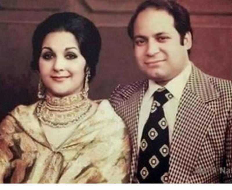Maryam Nawaz wishes parents on their 47th wedding anniversary