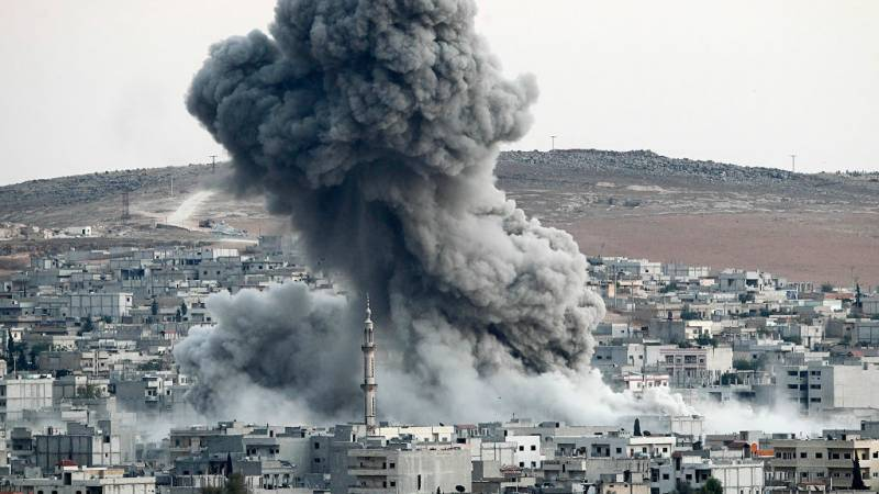 Syria, Russia accuse Israel for deadly strikes on airbase