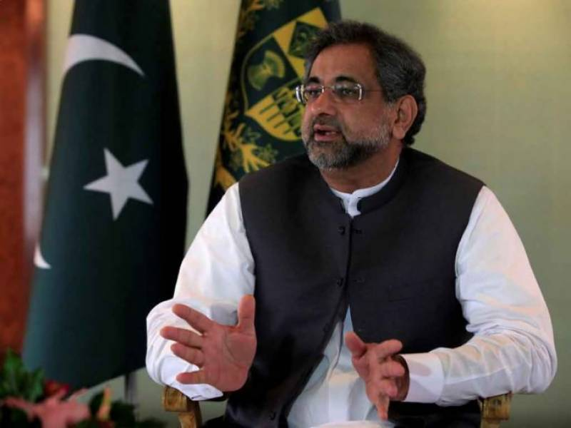 CPEC, OBOR projects with global importance are beneficial for Pakistan: PM Abbasi