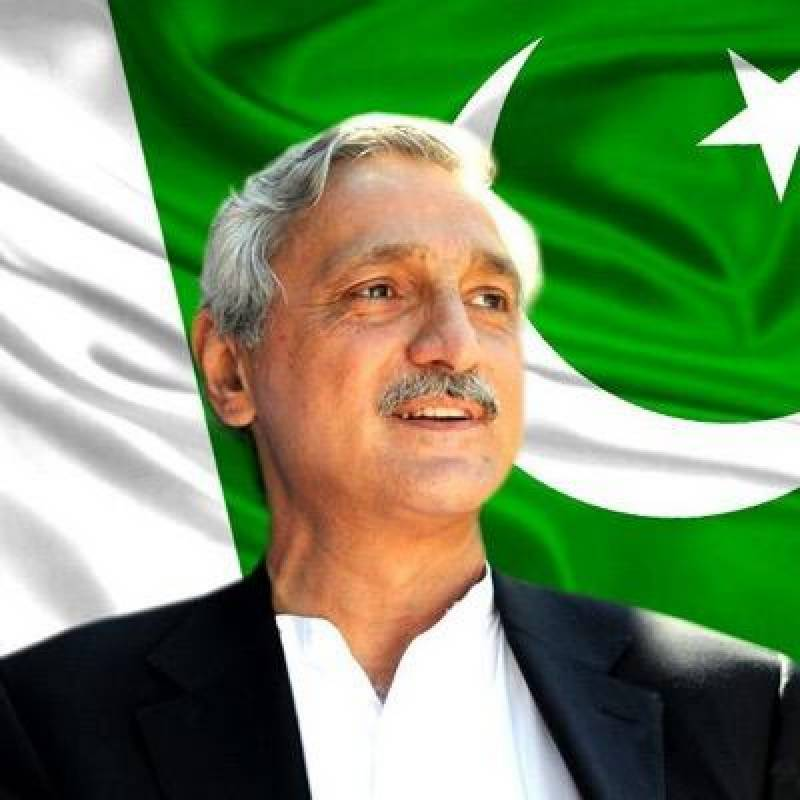 I always believed 62 1(f) to be for life but not applicable in my case: Jahangir Tareen