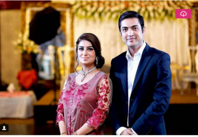 Renowned TV anchor Iqrar ul Hassan ties knot second time with TV anchor