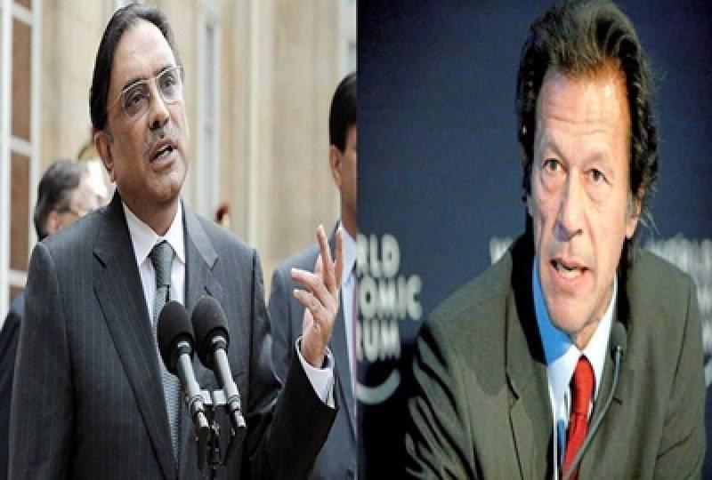 Abbasi, Bilawal, Khan condemn Justice Ijazul Ahsan's house shooting