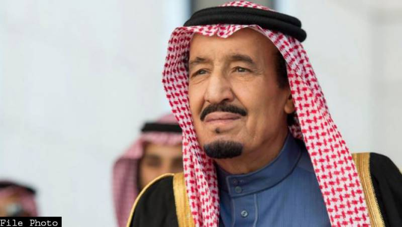 "Saudi King Salman slams Iran's ""blatant interference"" in Arab affairs"