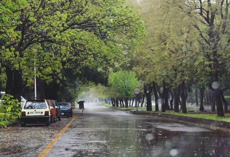 Rain spell to prevail till Friday: Met Office