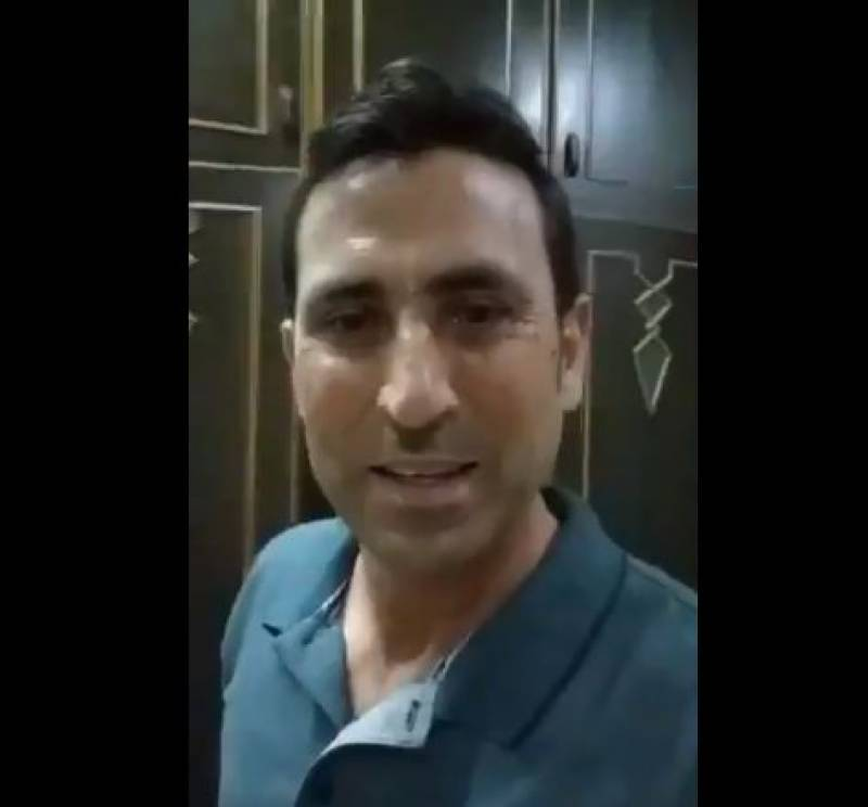 Younis khan once again annoyed with PCB