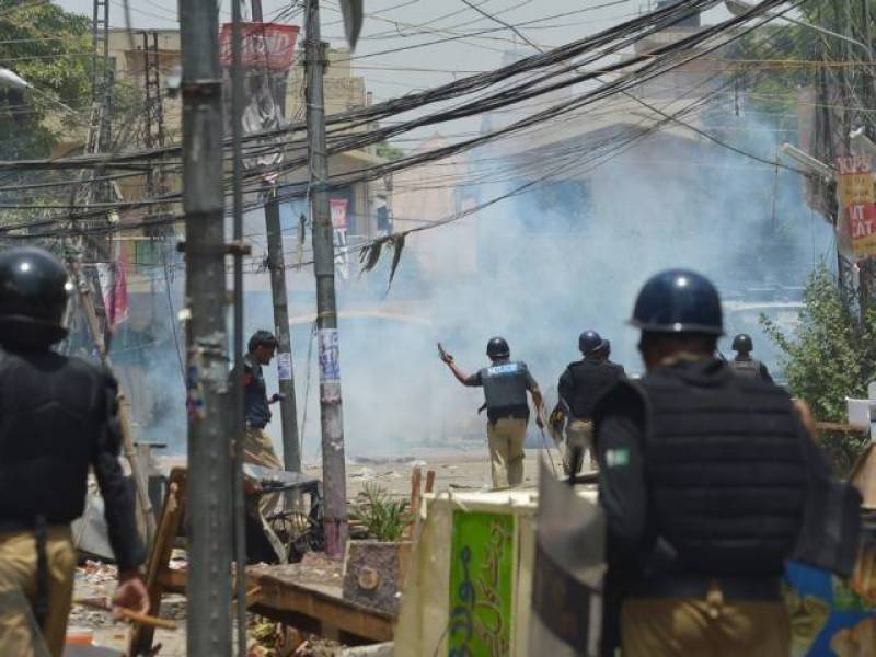 Model Town carnage: ATC orders arrest of ex-DIG Operations