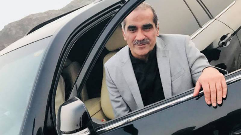 Property dealings of Saad Rafique found to be 'suspicious': NAB DG