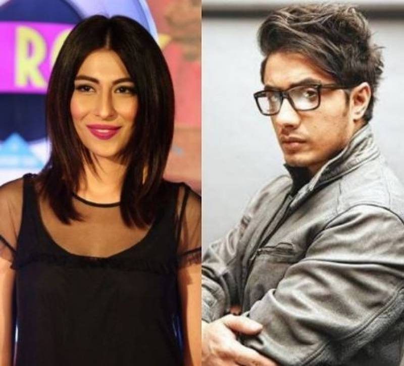 Celebrities support Meesha Safi's accusations against Ali Zafar