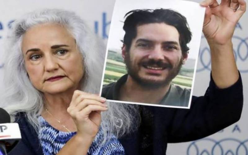 US offers $1M award for information on missing American journalist in Syria