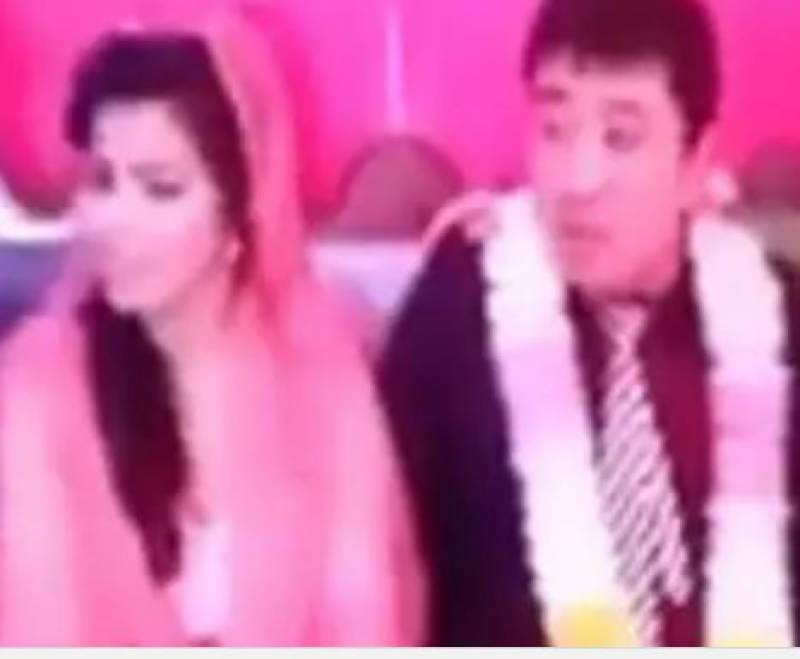 Pakistani lady ties the knot with Chinese Facebook friend