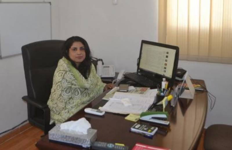 Fozia Fayyaz becomes first-ever Pakistani female diplomat in Saudi Arabia