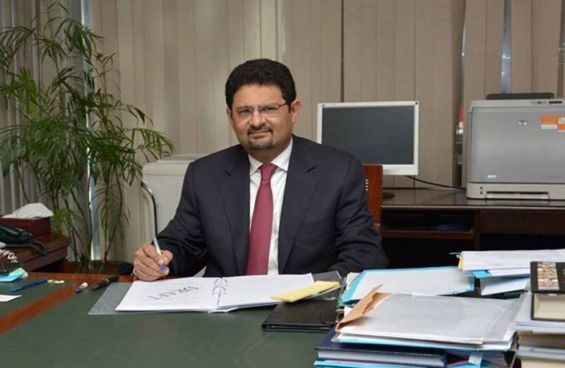 Miftah Ismail takes oath as new finance minister