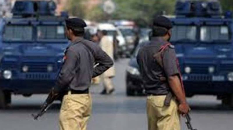 Five suspects including TTP Ameer arrested in Karachi